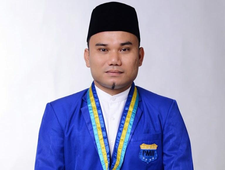 Ket Foto : Ketua PKC PMII Sumut, Azlansyah Hasibuan.