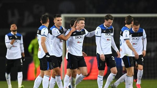 Ket Foto : Atalanta saat ini menjadi tim tersubur kedua di lima liga top Eropa (Valerio Pennicino/Getty Images)