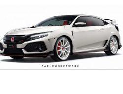 Honda Civic Type R Akan Hadir 2 Pintu Bergaya Coupe?