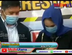 Video: Artis FTV Hana Hanifah Menangis Minta Maaf Terkait Kasus Prostitusi di Medan