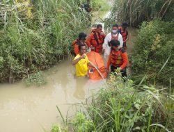 Korban Kedua Hanyut di Sungai Silau Beting Kartini Kisaran Akhirnya Ditemukan