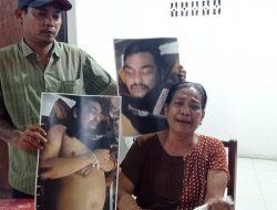 Tak Terima dengan Hasil Otopsi, Ibu Almarhum Cokna Minta Kapoldasu Usut Kematian Anaknya