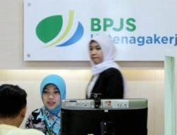 Resmi, Iuran BPJS Ketenagakerjaan Dipotong 99 Persen Sampai 2021