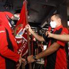 Ket Foto : Pelantikan Pengurus BPD PMIB Sumut.