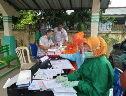 KPU Asahan Gelar Rapid Test Bagi Penyelenggara Pilkada