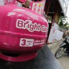 Ket Foto : Tabung Gas Bright Gas Pertamina. (CNNIndonesia.com)