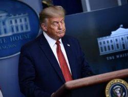 Dokter Kepresidenan Ungkap Kondisi Trump Usai Positif Corona