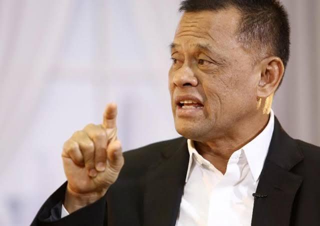 Ket Foto : Gatot Nurmantyo mengatakan kegaduhan justru dibuat oleh DPR dan pemerintah yang telah mengesahkan RUU Cipta Kerja alias Omnibus Law. (INT)