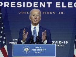 Joe Biden Jadi Kubu Demokrat Pertama yang Menang di Georgi
