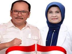Rajin Blusukan, Warga Yakin Pasangan Asner-Susanti Kalahkan Kotak Kosong