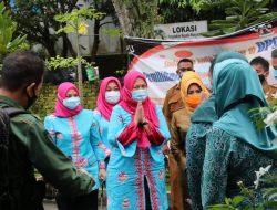 TP PKK Kota Medan Semakin Gencar Sosialisasikan PHBS dan LBS