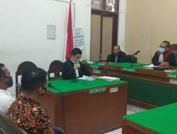 Kasus Pungli di Proyek RSUD Labuhanbatu, Plt Kadis Perkim dan Stafnya Dituntut 18 Bulan Penjara