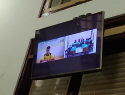Terjerat Korupsi Dana Desa, Mantan Kades Mahala Menangis di Persidangan