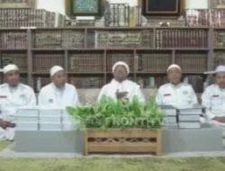 Pekan Depan Habib Rizieq Tiba di Indonesia