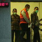 Ket Foto : Menteri Kelautan dan Perikanan Edhy Prabowo ditetapkan sebagai tersangka penerima suap terkait dengan urusan ekspor benih lobster atau benur. Edhy Prabowo (pakai rompi oranye KPK) (Rifkianto Nugroho/detikcom)