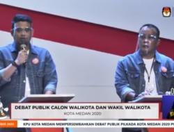 Solusi Meningkatkan Infrastruktur Kota Medan, Bobby-Aulia: Harus Bersih dan Transparan