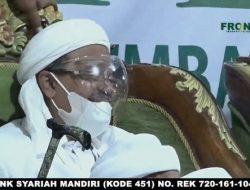 Kondisi Membaik, Habib Rizieq Tinggalkan RS UMMI