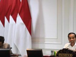 Jokowi: Tugas Menko Polhukam Selesaikan Kasus HAM Masa Lalu