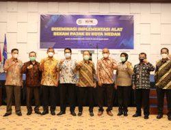 Pemko Medan Bersama KPK & Kejari Medan Gelar Diseminasi Implementasi Alat Rekam Pajak