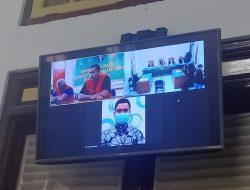 Terkait Kasus Korupsi ADD Rp 200 Juta, Mantan Ketua Pengawas BUMDes Raptama Desa Parau Sorat Diadili