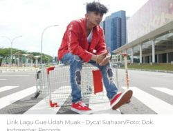 Lirik Lagu Gue Udah Muak – Dycal Siahaan