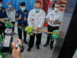 Akhyar Resmikan Aplikasi E-Damkar Dinas P2K Kota Medan