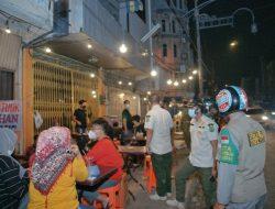 Tim Satgas Covid 19 Kota Medan Masih Temukan Tempat Usaha Langgar Jam Operasional