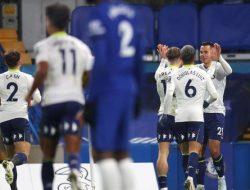 Keluhkan Gol Balasan Aston Villa, Lampard: Ada Handball