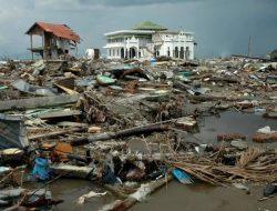 Hari Ini, 16 Tahun Mengenang Tsunami Aceh yang Menelan Ratusan Ribu Nyawa