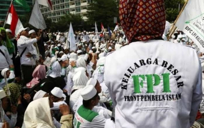 Ket Foto : Front Pembela Islam. (INT)