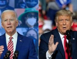 Trump Minta MA Anulir Jutaan Suara di 4 Negara Bagian