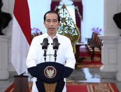 Jokowi di Acara BI: Jangan Membangun Tembok Tinggi-tinggi
