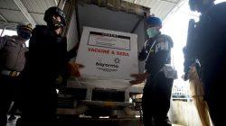 Sebanyak 40.000 Vaksin Covid-19 Tiba di Sumut, Vaksinasi Mulai 14 Januari, Gubsu Jadi yang Pertama