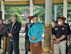 Gelar Apel Pertama di Tahun 2021, Dinas Pariwisata Kota Medan Deklarasikan Penerapan CHSE / K4 di Industri Pariwisata