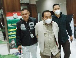 Tim Tabur Kejatisu Ringkus Pendi Sebayang Terpidana Kasus Korupsi