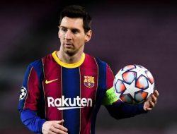 Klub Lain Sudah Bisa PDKT ke Messi, Koeman Kalem Saja