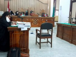 Kurir 41 Kg Ganja Asal Aceh Dituntut 18 Tahun Bui