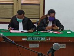 Jadi Bandar Narkoba 240 Kg Ganja, Pria Warga Medan Petisah Dituntut Hukuman Mati