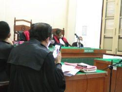 Dua Sopir di Medan Nyambi Jadi Perantara Jual-beli Sabu Mulai Diadili
