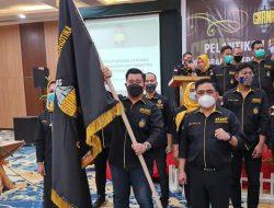 Granat Kota Medan Dilantik, Raja Makayasa Gaungkan BNNK Kota Medan Dibentuk