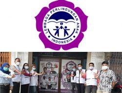 Kemenkumham RI Patenkan Logo Milik Lembaga Perlindungan Anak Indonesia