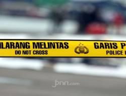 Seorang Wanita Ditemukan Tewas Tergeletak di Trotoar Jalan di Medan