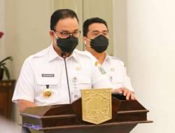 Anies: Kondisi Jakarta Sekarang Pusat Paling Terkendali dari COVID
