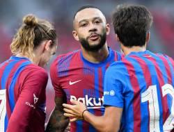 Memphis Depay Terus Bersinar, Saatnya Barcelona Lupakan Lionel Messi