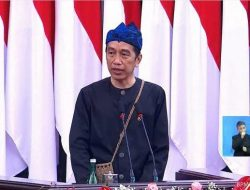 Isi Lengkap Pidato Jokowi tentang Nota Keuangan RUU APBN 2022