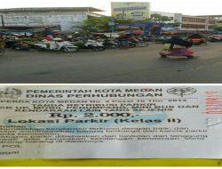 Pengutipan Parkir di Kota Medan Diduga Sarat Korupsi