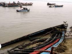 Dua Kapal Feri Tabrakan di India, 1 Orang Tewas-Puluhan Hilang