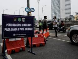 PPKM Level 3 di Pulau Kalimantan Diperpanjang, Ini Rincian Wilayahnya
