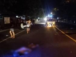 Pejalan Kaki Tewas Ditabrak Mobil saat Menyeberang Jalan di Medan