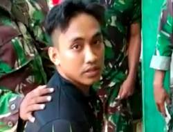 Mencekam! Cerita Pratu Iqbal Selamat dari Serangan Puluhan KKB di Maybrat
